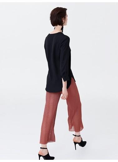 Ipekyol Yüksek Bel Pilisoley Pantolon Bakır
